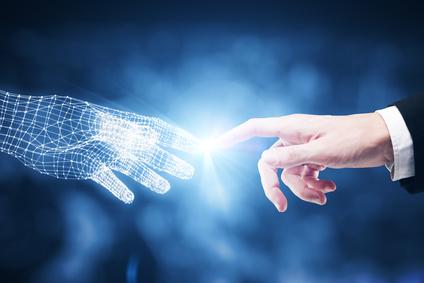 Mensch und Maschine für den Erfolg