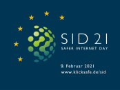 Logo Safer Internet Day 2021